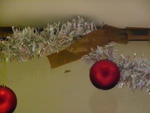 アパートのクリスマス飾り4