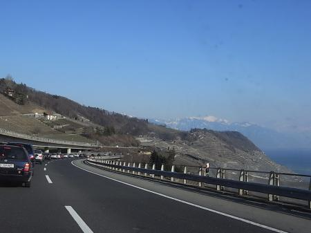 グリュイエールへの道2