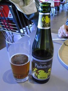 イースターのビール1