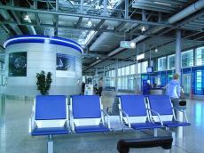 ジュネーブ空港1