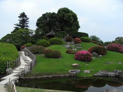 岡山後楽園1