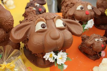 チョコレート祭り2011-03