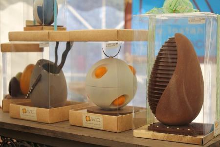 チョコレート祭り2011-02