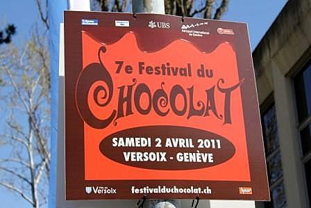 チョコレート祭り2011-01