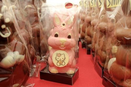 チョコレート祭り2011-12