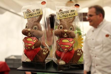 チョコレート祭り2011-11