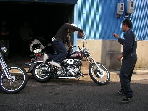2009.KMカスタム
