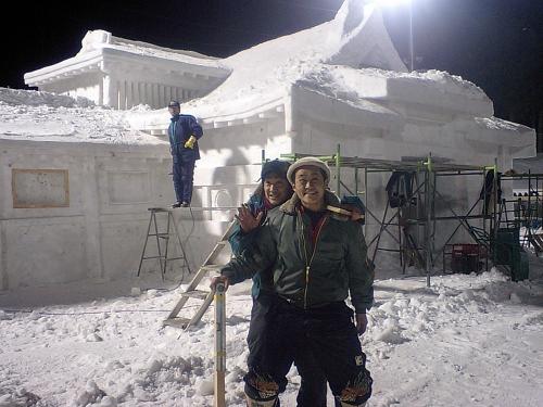 2007.雪まつり準備 (19)