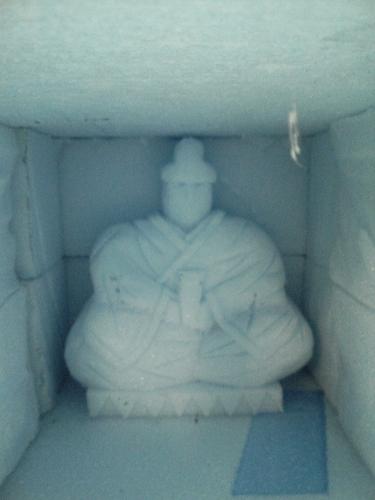 2007.雪まつり準備 (2)