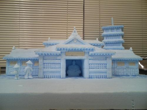 2007.雪まつり準備 (3)