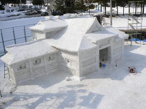 2007.雪まつり前日 (8)