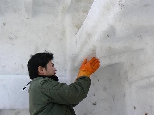 2007.雪まつり前日 (31)