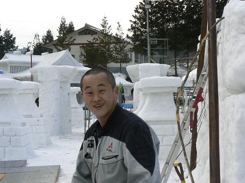 2007.雪まつり前日 (40)