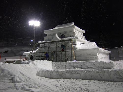 2008.雪まつり前日 (4)