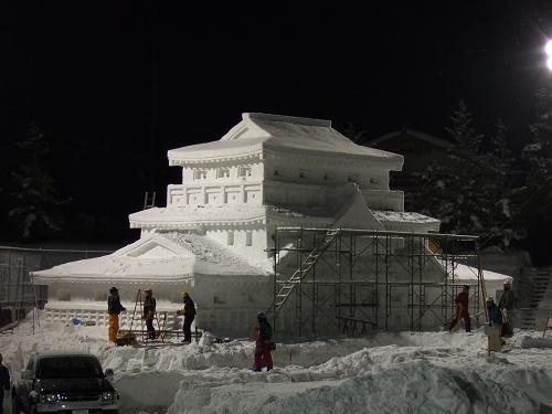 2008.雪まつり前日 (7)