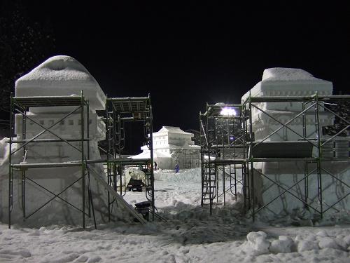 2008.雪まつり前日 (6)