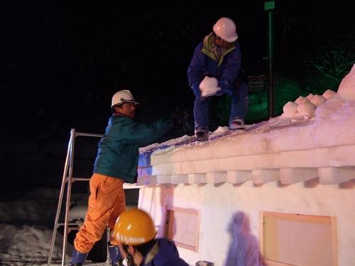 2008.雪まつり前日 (18)