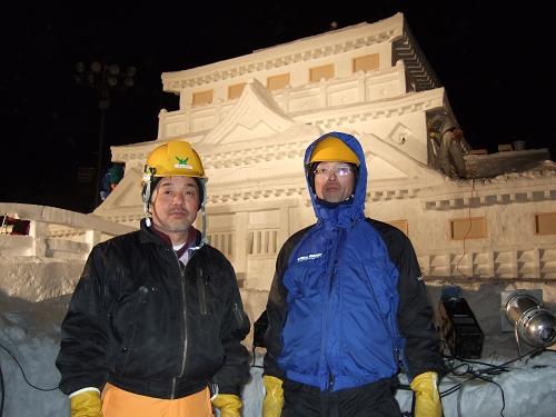 2008.雪まつり前日 (22)