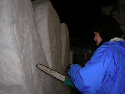 FAINAL雪まつり 夜の部 (9)