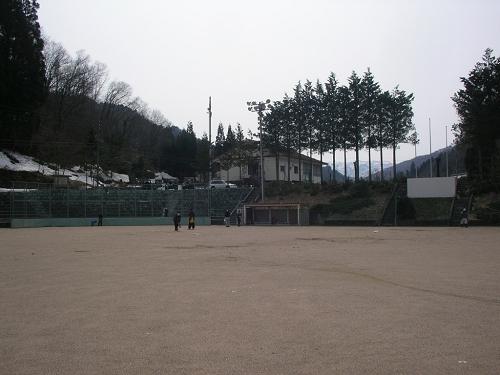 2010年雪まつり4月片付け (8)