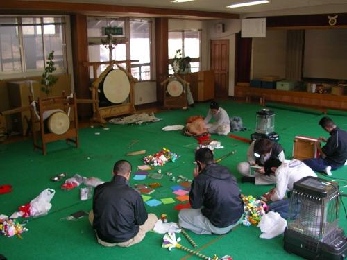 2010.富士神社例祭前日 (3)