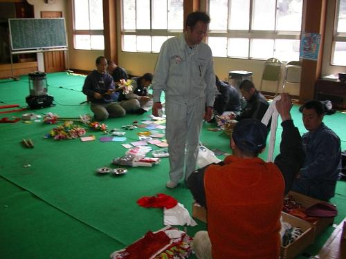 2010.富士神社例祭前日 (2)