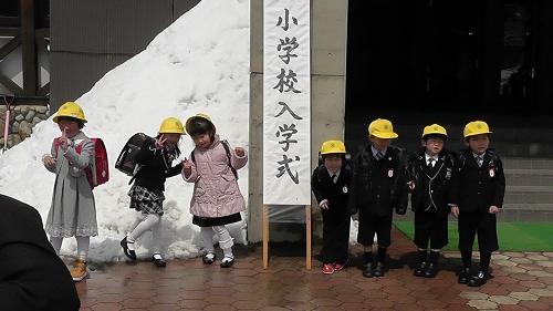 2012.4 入学式