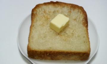 国産小麦食パン トースト