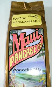 Maui PANCAKE BANANA MACADAMIANUTS