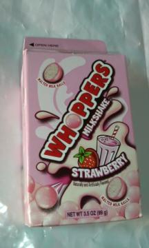 WHOPPERS STRAWBERRY