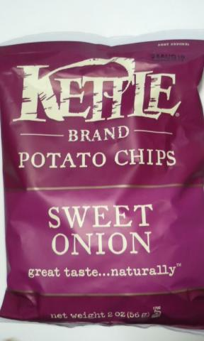 KETTLE  SWEET ONION