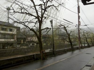 突然の雨風!春の嵐に要注意
