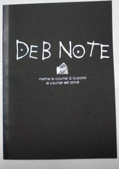 DEB NOTE