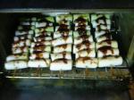 ネギ味噌焼き