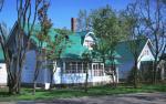 移築された旧竹鶴邸