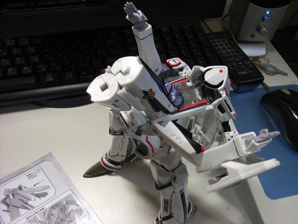 マクロスF、VF-25F 009