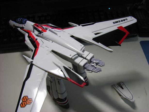 マクロスF、VF-25F 014