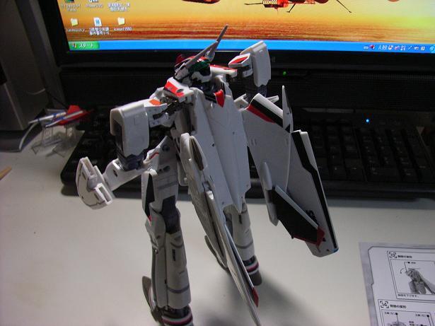 マクロスF、VF-25F 046