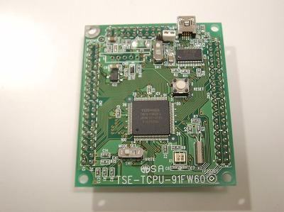 TLCS-900/L1マイコンボード