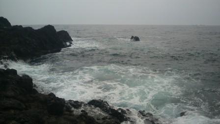 2011.5.19 小阿治船着きから沖向き