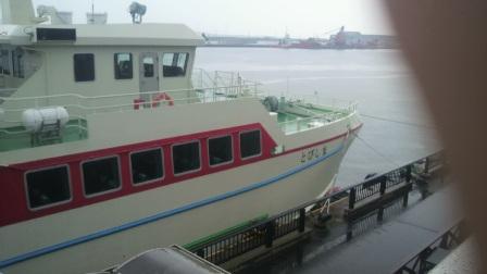 2011.6.11 定期船 とびしま