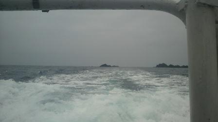 2011.6.12 帰船から烏帽子群島