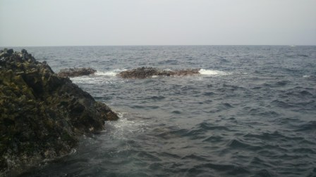 2011.6.12 名礁 サザエのポッチ