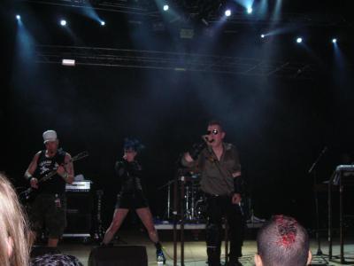 KMFDM-『Wave Gotik Treffen』
