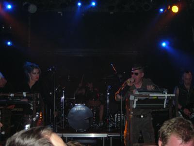 KMFDM-『Lucerna Musicbar Prague』