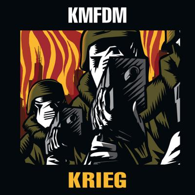 【COMING APR 27】KMFDM - Krieg【new remix album】1