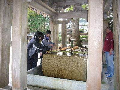 2009年 弥彦神社
