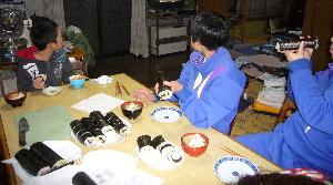 2009年 恵方巻