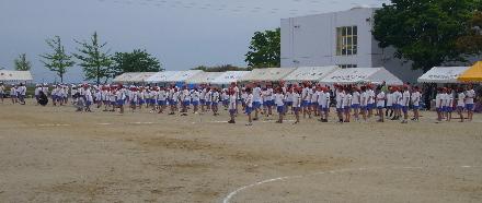 2009年 運動会