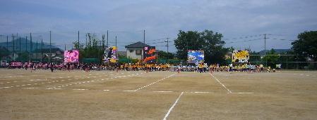 2009年 もも体育祭